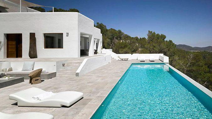 tendencias en construcción de piscinas