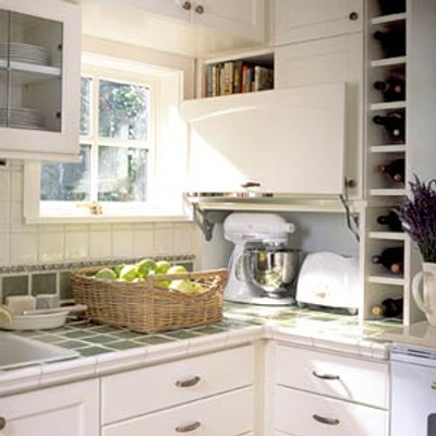Tips tiles renovaci n de cocinas peque as parte 2 for Decoracion de cocinas muy pequenas