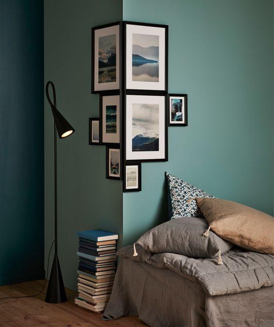 vincular paredes con cuadros