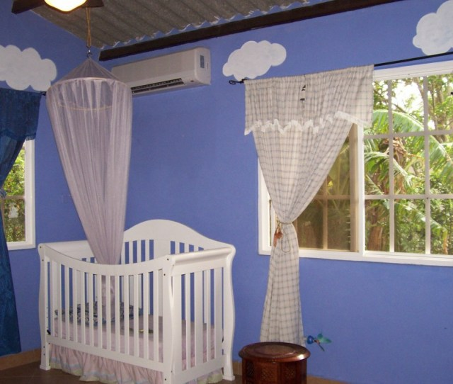 A Very Pleasant Room Thats A Mosquito Net You See There Feel Free To