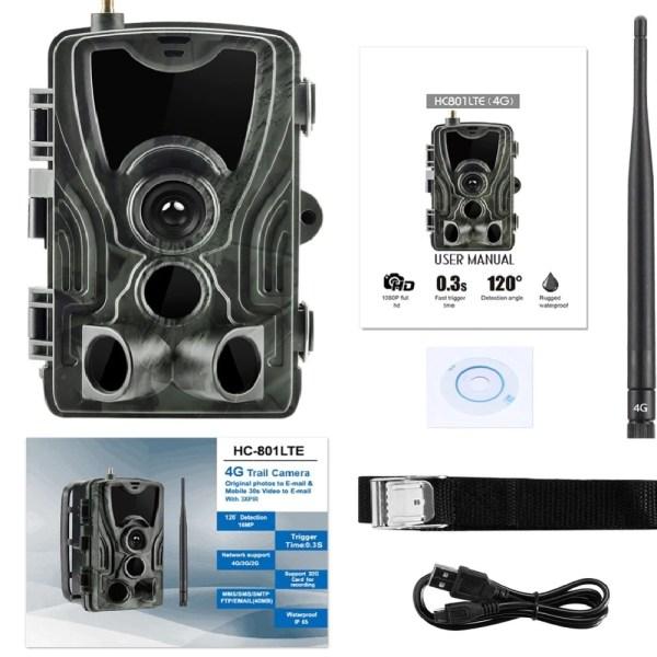 Câmera de Caça HC-801LTE