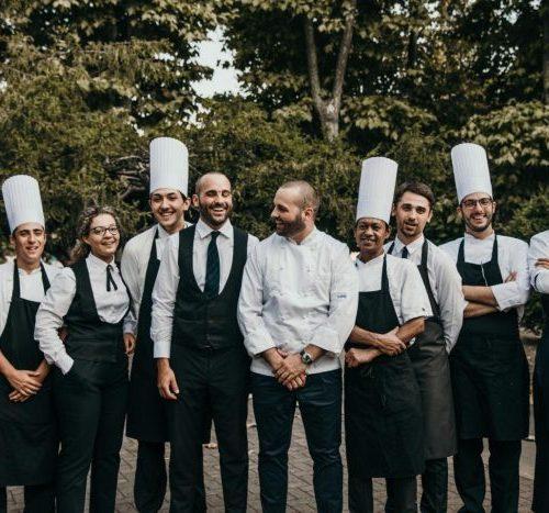 Stefano Priolo food chef Molise