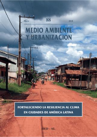 Portada de la Revista de Medio Ambiente y Urbanización