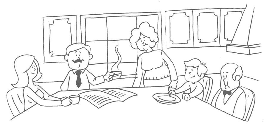 Bocetos para recetario  de cocina infantil (5/6)