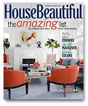 Casart coverings, LLC in HouseBeautiful