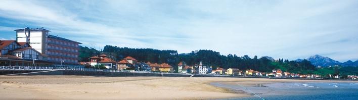 Playa Santa Marina Ribadesella Asturias