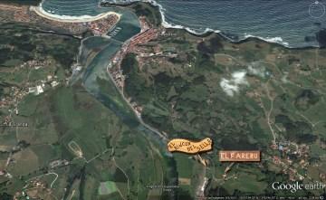 Vista aérea de El Fareru