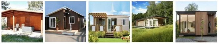 Casas prefabricadas baratas Padules