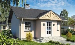 Casa prefabricada convencional