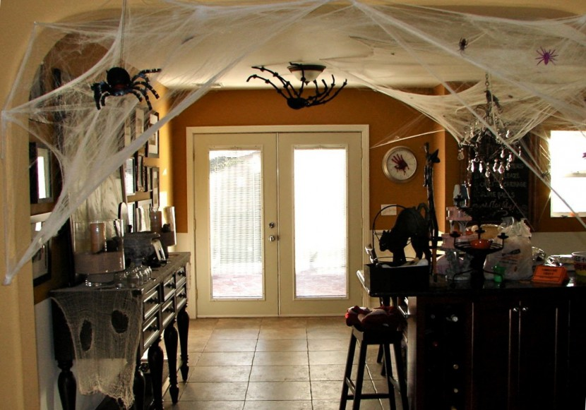 Ideas para decorar tu casa en Halloween CASAS