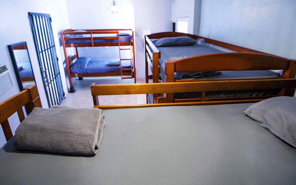 Bed in 6 Bed Female Dormitory