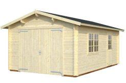 Garaje de madera ROGER 19,0 de Casas Carbonell