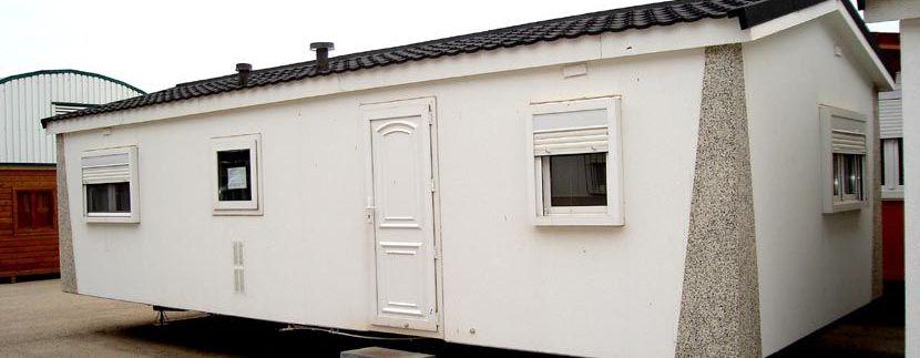 casa prefabricada Tudor de Casas Carbonell