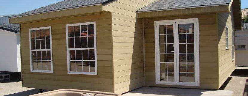 Modelos en casas de madera y prefabricadas de Casas Carbonell