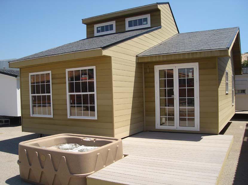 modelos en casas de madera y casas