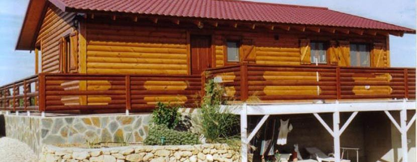 Construir la casa con madera es la mejor elección con Casas Carbonell