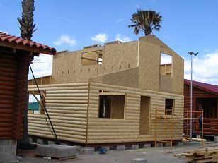 Construcción en madera de Casas Carbonell