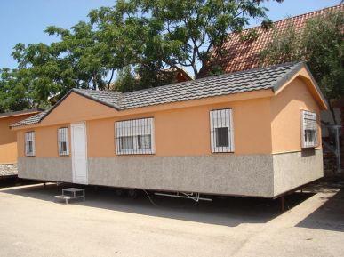 Casas prefabricadas a medida Tritón de Casas Carboenll
