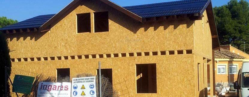 hipoteca casa madera