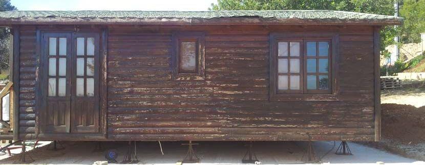 Como realizar el mantenimiento casa madera