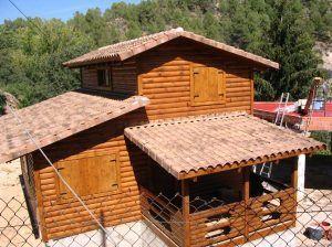 vida casa madera