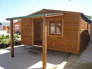 casas modulares baratas modelo CCR33 de Casas Carbonell