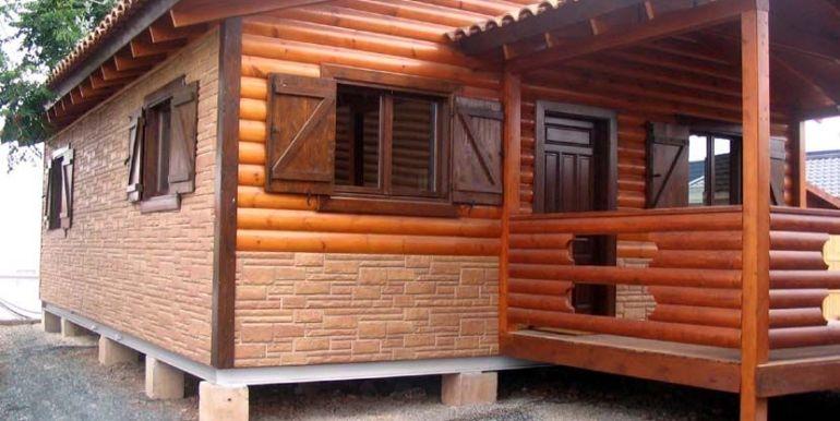 Casas Carbonell casa de madera Kempes
