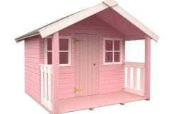 casita infantil Felix de Casas Carbonell rosa