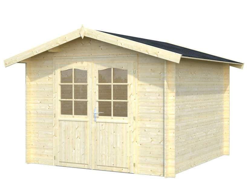 uac iva incluido caseta econmica de jardn lotta casas carbonell en madera tratada