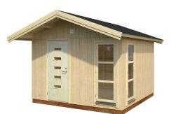 casa nórdica Ly 10.3 de Casas Carbonell resistente intemperie