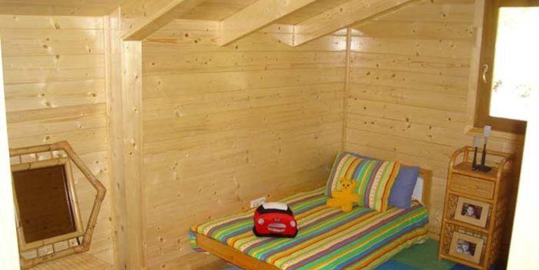 Casa de madera Nordica de Casas Carbonell