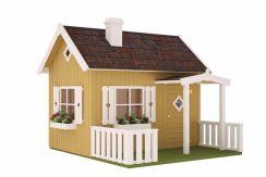 caseta infantil de madera Otto de Casas Carbonell beige