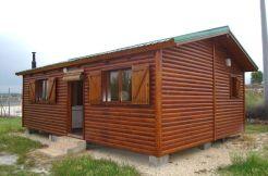 casas de madera prefabricadas Apulum de Casas Carbonell