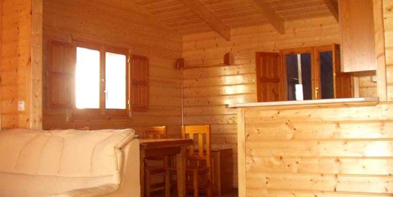 casa prefabricada en madera Arándano