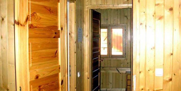 casas de madera Piscis