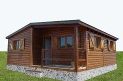 casas prefabricadas de madera Limonero de Casas Carbonell