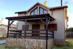 casa prefabricada de madera Orea de Casas Carbonell