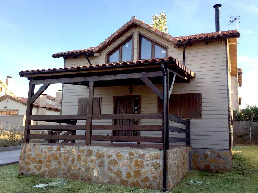 casa de madera carpato orea m