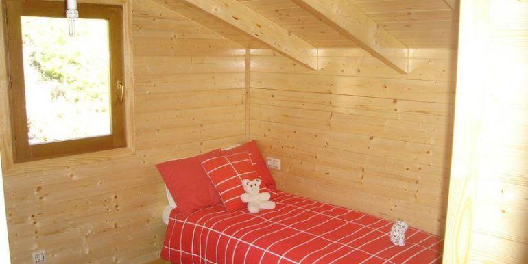 Casa de madera modular Sagunto de Casas Carbonell
