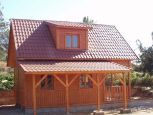 Casas madera Madrid Virgo de Casas Carboenll