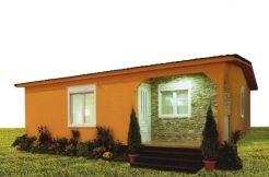 casa prefabricada Ronda de Casas Carbonell