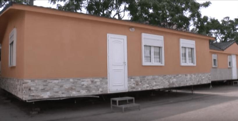 Casa prefabricada oferta 62,7 m²