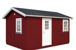 caseta moderna Hedwig 13.8 de Casas Carbonell diseño moderno