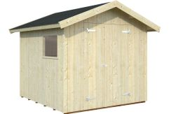 trastero de madera Nils 5.4 de Casas Carbonell