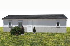 Casas prefabricadas económicas Brasil de Casas Carbonell
