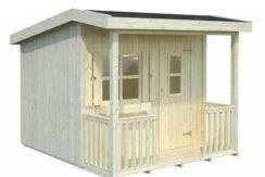 casita de niños Aksel para jardin