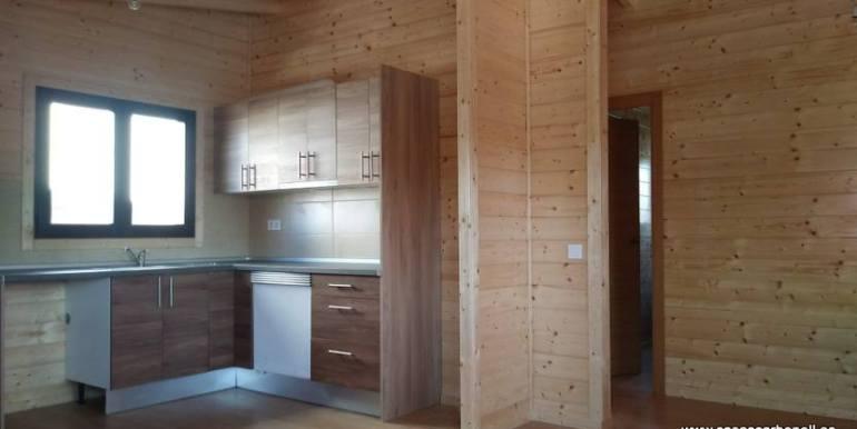 Casa de madera modular, modelo Betera 80 (17)