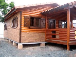 Oferta casa de madera Kempes