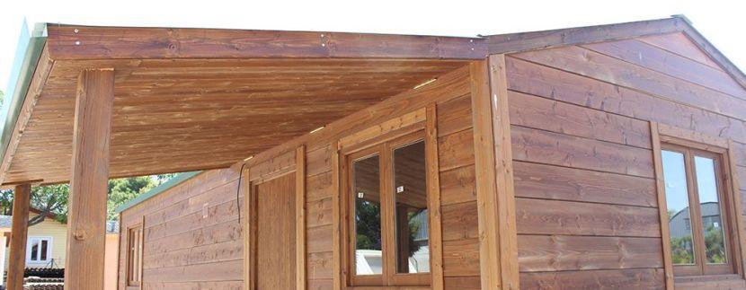 casa de madera valencia | casas carbonell
