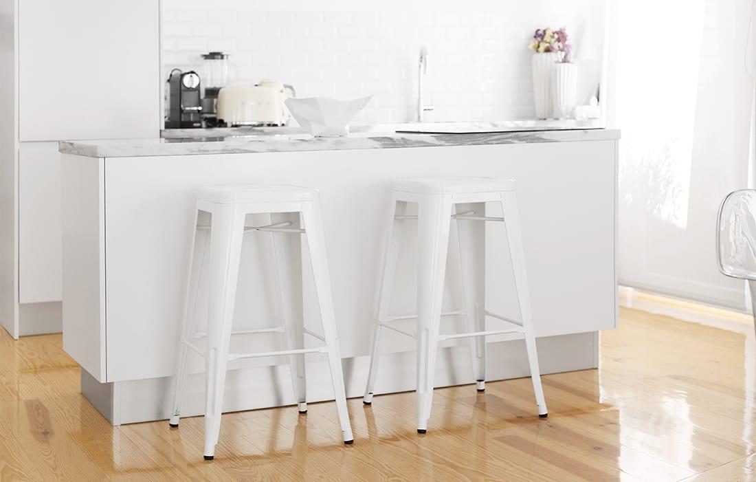 white & Clean